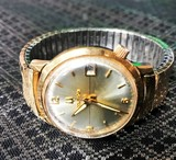VINTAGE BULUVA WATCH  - SEE PICTURES DETAILS