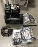 NEW IN BOX SIMPSON POWER WASHER POWERED BY HONDA MOTOR