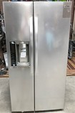 NEW LG STAINLES STEEL SIDE BY SIDE REFRIGERATOR