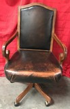 LIKE NEW QUALITY EXECUTIVE OFFICE CHAIR (1 OF 2)