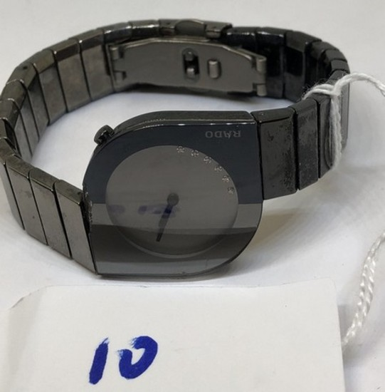 LADIES RADO TITANIUM WRISTWATCH