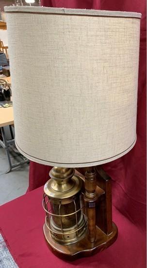 NAUTICAL LANTERN LAMP