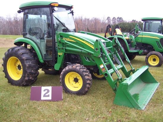 John Deere 4720 Compact Diesel