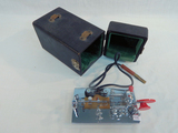 Vibroplex Presentation Bug Keys Telegraph W/ Box - Excellent Condition