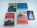 5 Books On Trains