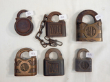 6 Misc. Locks - Yale