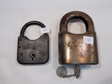 2 Misc. Locks - Stronghold, Heavy Duty