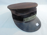 Vintage Flagman Cap - As Is