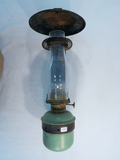 Caboose Oil Lamp By Dressel