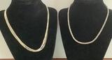 2 .925 Necklaces - 17