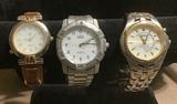 3 Timex Watches