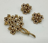 HAR Brooch & Earring Set - This Lot Was In The Auction That Ended 8/29/21 B