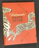 Book - Scalamandré Haute Decor - By Steven Stolman