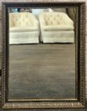 Wood Framed Mirror - 28¾