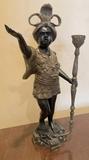 Blackamoor Cast Figure - 15
