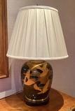 Wildwood Hand Painted Lamp - 32