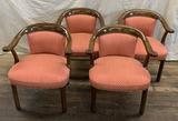 4 High End Club Chairs - 27