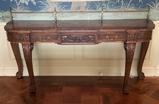 Karges Sideboard W/ Gallery Rail & 1 Drawer - 72