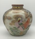 Hand Painted Designer Vase - 12