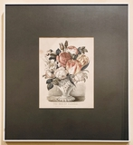 Currier & Ives Print -