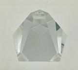 Steuben Crystal Prism Paperweight - 3½