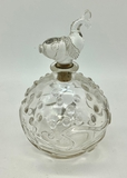Glass Small Dolphin Decanter - 6