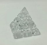 Waterford Pyramid Paperweight