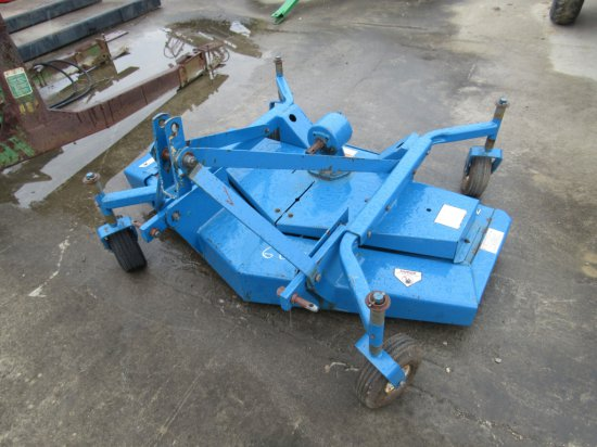 New Holland 930b Finish Mower