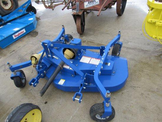 Unused Farmtrac Finish Mower
