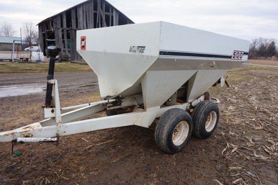 Wilmar 5 Ton Fertilizer Spreader