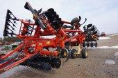 Rosseels Fall Equipment Auction