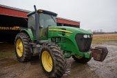 Harold Ward Farm Auction