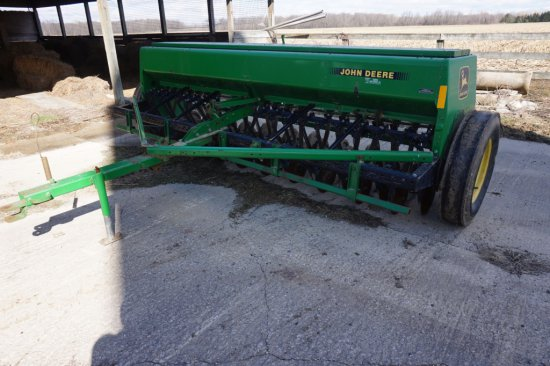 John Deere 450 Grain Drill