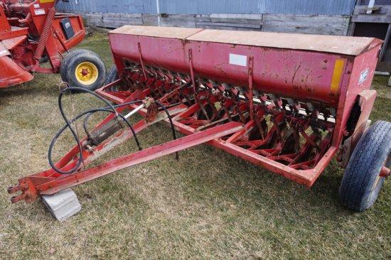Massey Ferguson 33 Grain Drill With Double Disc Opene