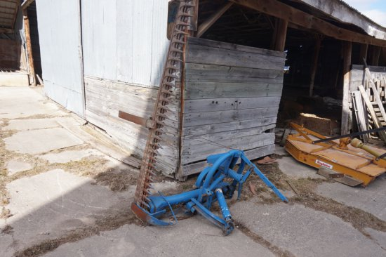 Ford 3point 7ft Sickle Bar Mower