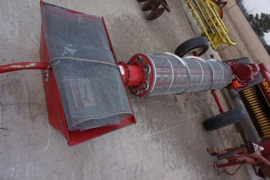 Feterl 85 Grain Cleaner W/ Electric Motor