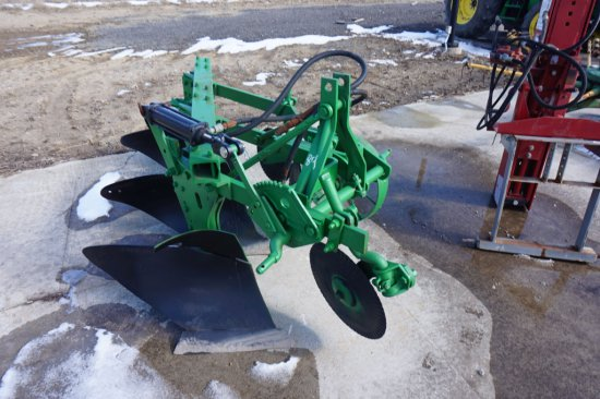 3-bottom Plow