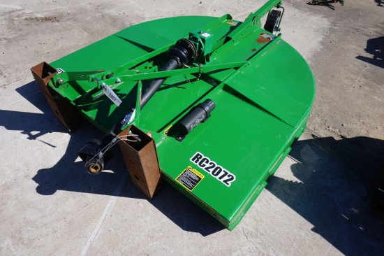 NEW / UNUSED Frontier RC2072 rotary mower