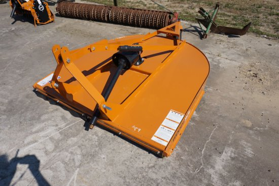 NEW Woods RC6 rotary mower, 6'