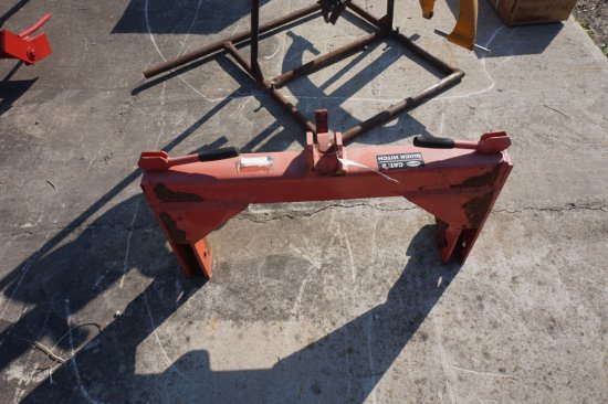 SpeeCo quick hitch, category 2