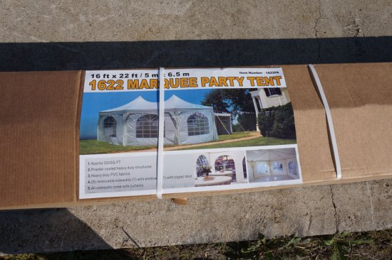 NEW / UNUSED Marquee party tent