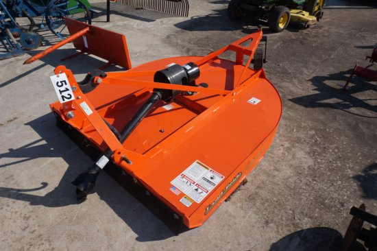Land Pride RCR1260 rotary mower