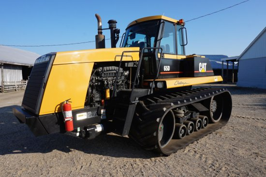 1996 Caterpillar Challenger 65D Tracked Tractor