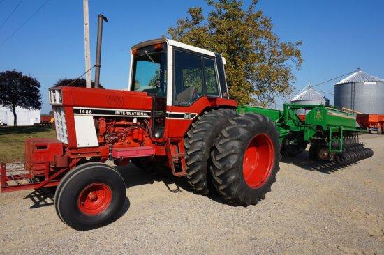 1979 International 1486 Farm Tractor