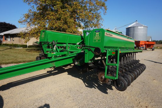 1996 Great Plans Solid Stand 24ft Conventional Drill