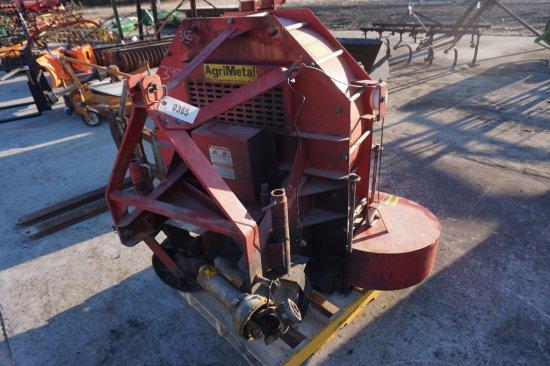 AgriMetal BW-360 blower