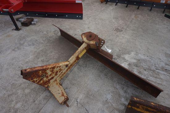 3 Point Rear Blade