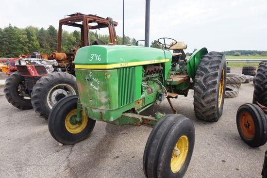 John Deere 3130 diesel tractor