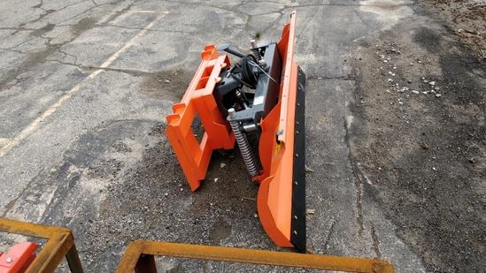 Unused Tmg Industrial Glsp220 Front Blade