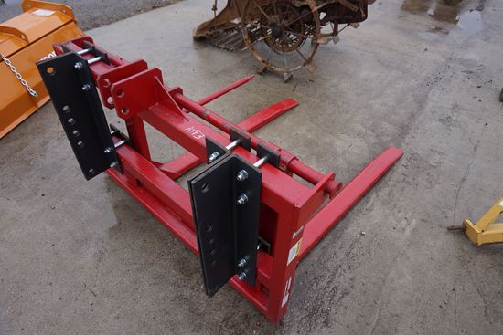 Lowery Mfg Pallet Fork Set